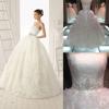 TH5776J Newest beaded waist designer fashion dresses maxi wedding gown