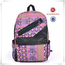 Hot New Product Large Capacity Cute Tote Bag For School Girl Backpack Bag School Bag
