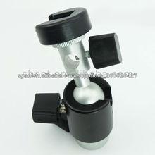Adaptador agradable del montaje de trípode del sostenedor del montaje del flash del paraguas de la cabeza de la bola de 360 grad