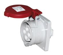 2015 Newly developed TIBOX fireproof waterproof electrical socket