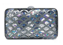 Hot selling clutch evening bags pu wholesale diamond evening bag evening bag brand