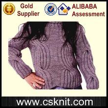 100% angora sweater/western style sweater coat