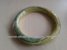 Ul aislamiento de pvc de la conexión de cable de masa eléctrica fabricante cobre