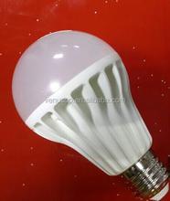 E27/E26 2700K A19 led bulb 18pcs led bulb manufacturing machine 80-285V 9W Led bulb