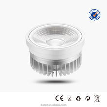 AR111 LED Grille Light with Round or Square Frame 20W Pantent Lens