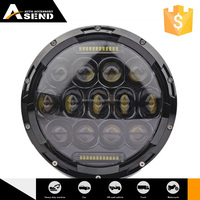 New Product Quality Guaranteed Oem Production High Intensity Rohs Certified Led Tractor Headlight