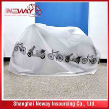 190T Polyester Universal Bike Cover /Waterproof Bike Shelter