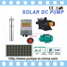 High-power solar power water pump system for irrigation, solar pumps for agriculture, JCS4