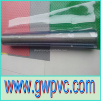 PVC Transparent Plastic Soft Sheet
