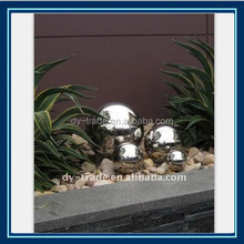 corrosion and rust /good hardness /metal crafts/stainless steel hollow ball used for decoration