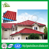 excellent performance building materials chinese low pitch interlocking roof tiles