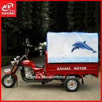 Best new style cargo 3 motocycle/ Zongshen motorcycle engine with reverse gear/3 wheel zongshen motorcycle