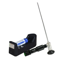 Professional Endoscope Portable 3W-10W LED Cold Light Source CLS-650A compatible STORZ, WOLF, OLYMPUS