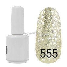 Factory Price 600 Colors OEM 555 Soak Off Gel Polish Set