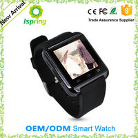 2015 New Products smart watch, smart watch bracelet, mtk 6250 smart watch phone
