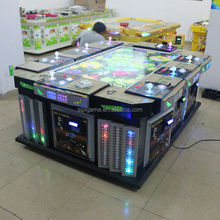 OEM factory touch screen video game machine, fishing game