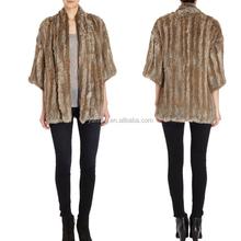 YR231 Mexico Rabbit Fur Jackets/ Rabbit Coats Fashion Mexico/OEM