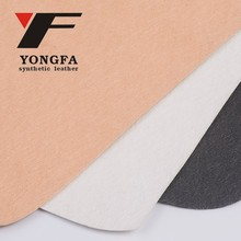 Y200 abrasion resistant fabric leather textile for shoe vintage leather pu upper material indian fabric leather stocklot