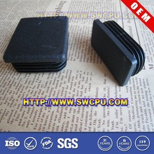 Custom size and shape rubber appliance feet for furniture