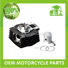 motorcycle big bore cylinder kit haojue suzuki ax100