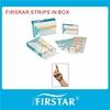 plastic medical adhesive plaster box mini pp for office