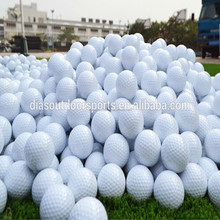 Custom logo driving range golf balls