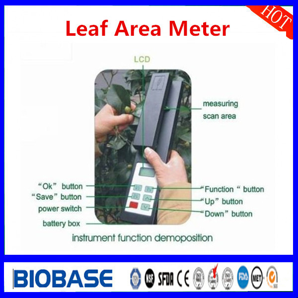 Leaf Area Meter Equipment : Portable leaf area meter for plant in stock with ce