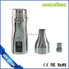 China factory Hingwong Millz dry herb vaporizer custom logo vaporizer