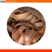 Natural Colour Large Size Rubber Ring Rubber Band Rubber Elastic High temperature and environmental protection latex rubber band
