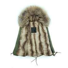 parka hooded parka jackets for men natural reccoon collar parka london