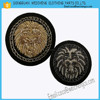 HOT sale Customized bullion hand embroidery patch for clothing/hand embroidery badges