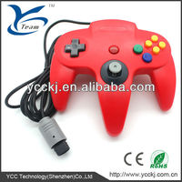 Low MOQ For N64 controller for Wii N64 Gamepad For N64