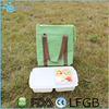 Wholesale 3 Compartments Korean Lunch Box With Bag