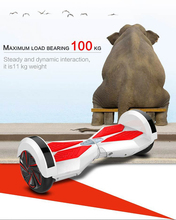 Modern Motorcycle 2 Wheel Self Balance Electric Scooter Off Road Adult Electric Chariot Balance Scooter