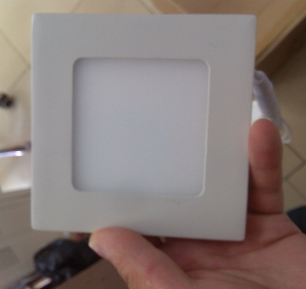 CET-127 4W-20W Led Panel Light(CB Certificate)