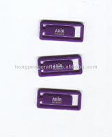 customized plastic paper clips