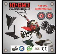 Cheap Price Hot Sell Mini Petrol Tractor HM500