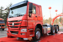 Sinotruk Howo Tractor Truck 6x4 With 371HP