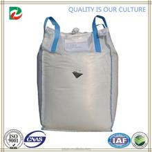 coated Hot selling overlocking 2 ton bulk bag with printing