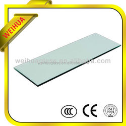 ISO9001 CE 3-19mm window tempered glass prices