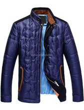 Men's brand custom casual jacket made in china