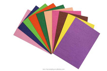 Hole glitter rubber EVA foam sheet for craft work and decoration