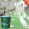 self-leveling epoxy resin concrete flooring