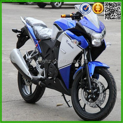 2015 China green DOT automatic 250cc motorcycle