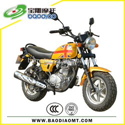 New Popular Monkey 150cc Motorcycle For Sale Four Stroke Engine China Baodiao Manufacture Supply Directly