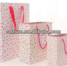 recycle craft packae shopping paper bag