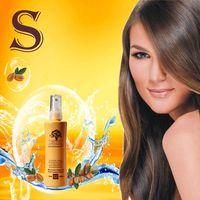 Dynamic elastic product collagen protein hair spray