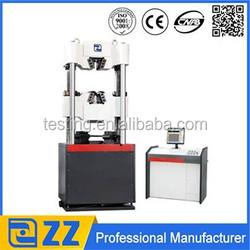 300KN,600KN,1000KN,2000KN Hydraulic metal tensile strength testing machine