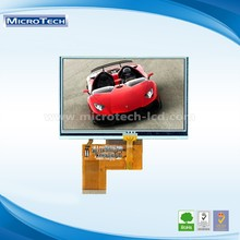 High Quality for mobile phone 4.3 inch LCD display