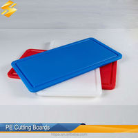 Environmental protection Plastic Chopping Board With FDA Appproved